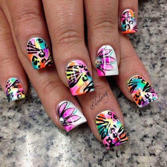 Nail Art Ideas! ❤
