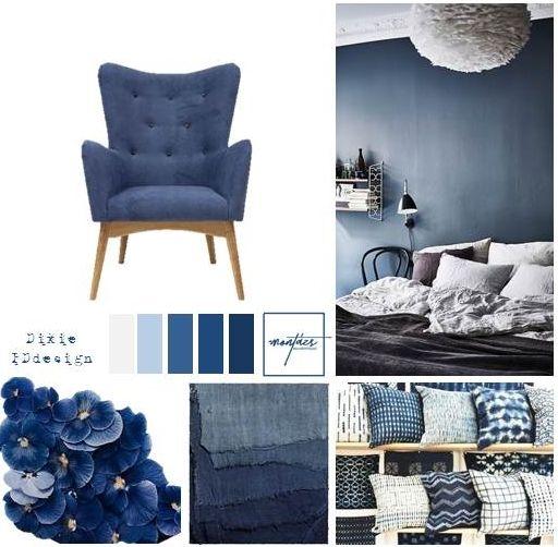 blue armchair IDdesign https://montazsblog.wordpress.com/