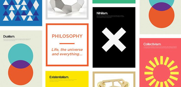 Philosophy inspired gifts...