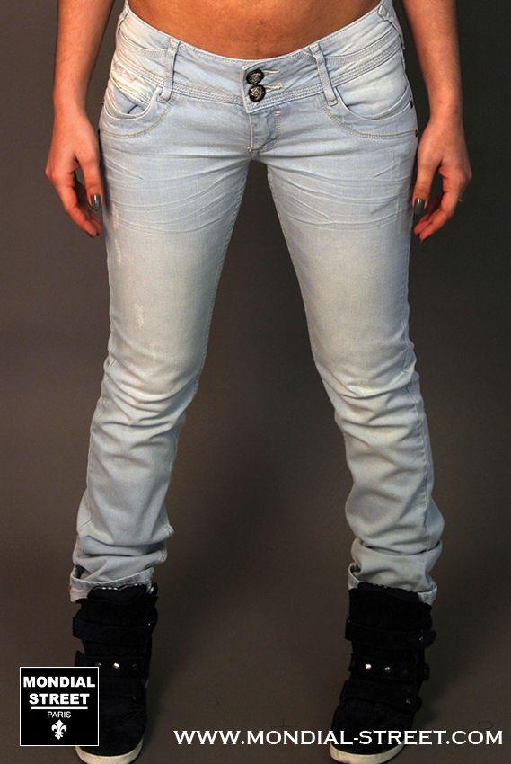 BEST SELLER spring summer 2013  Jeans bleached taille basse en vente  sur Mondial-Street.com  #shopping #fashion #streetwear #mode #urbanwear #sport #sportswear