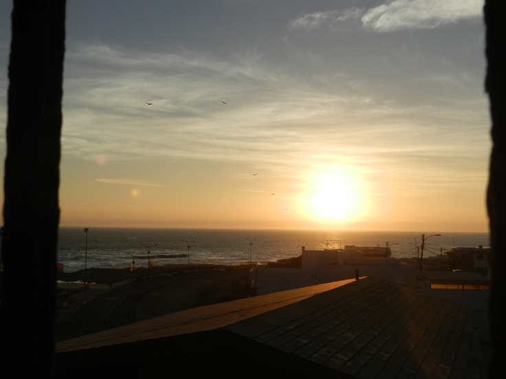 Atardecer Arica -Chile