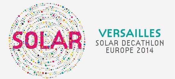 L'édition 2014 du Solar Decathlon Europe, qui existe depuis 2010 et se déroule tous les deux ans, a lieu pour la première fois, en France, à Versailles.