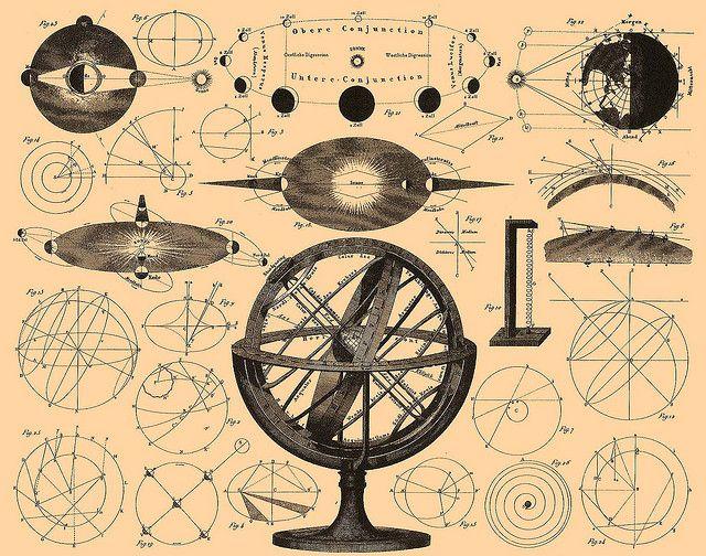 La Sphère armillaire : Le Mariage de la Science et de l'Art - Chambre237