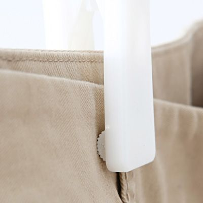 アルミハンガー・パンツ/スカート用 1段・約幅35×奥行3×高さ16cm   無印良品ネットストア