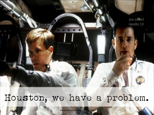 movie report apollo 13 The mission operations report apollo 13 recounts how the master caution and warning alarm had been turned off for a previous low-pressure the 1974 movie houston.