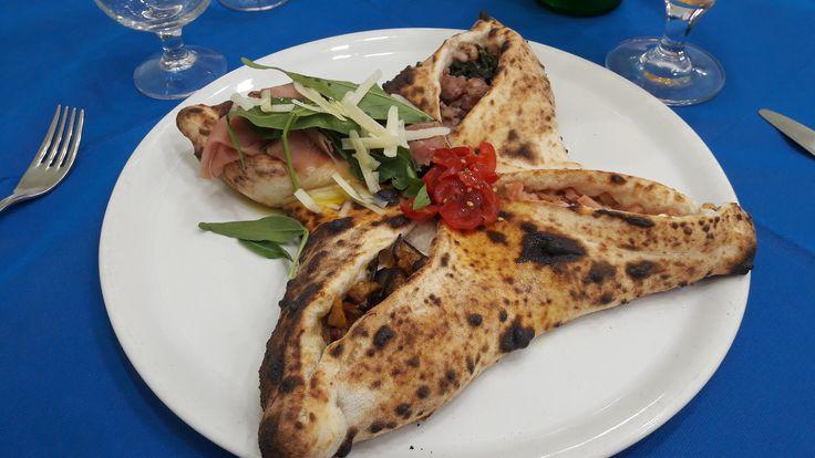 Meravigliosa pizza :-)
