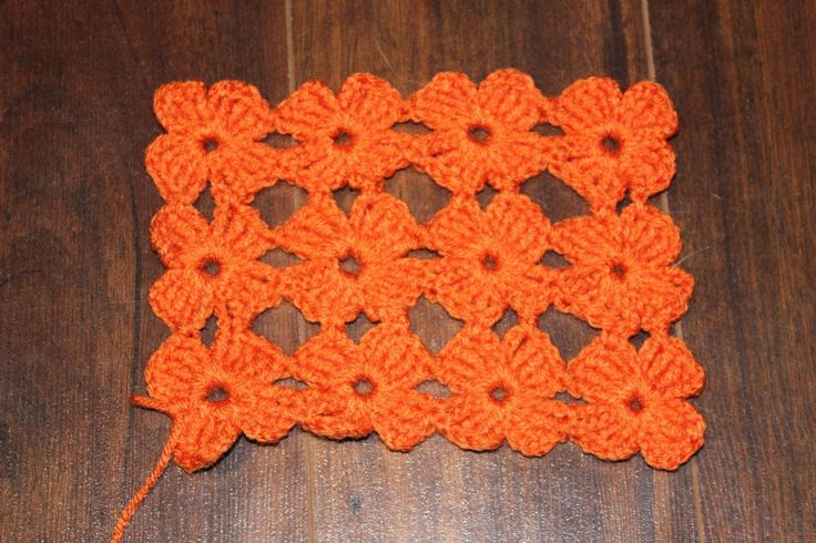 Here is a demonstration of how to crochet The Daisy Stitch This is a better version of the tutorial for http://www.youtube.com/watch?v=EWbEkNhMEs8 Please, ch...