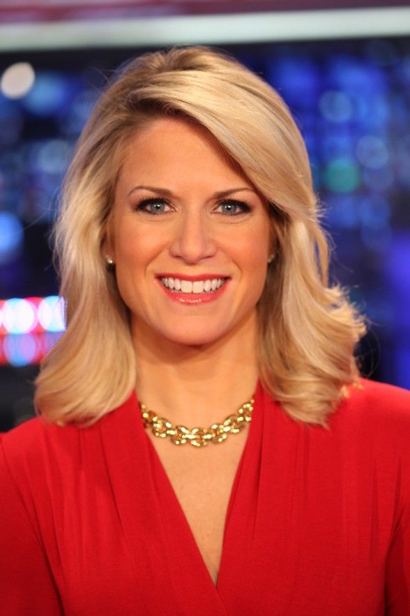 Martha MacCallum another I am crushing for
