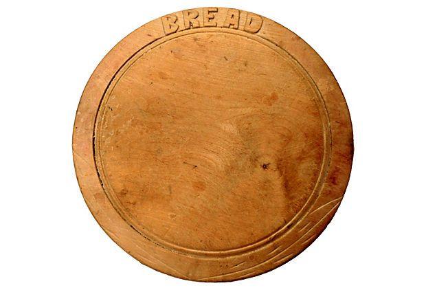 Victorian Bread Cutting Board on OneKingsLane.com