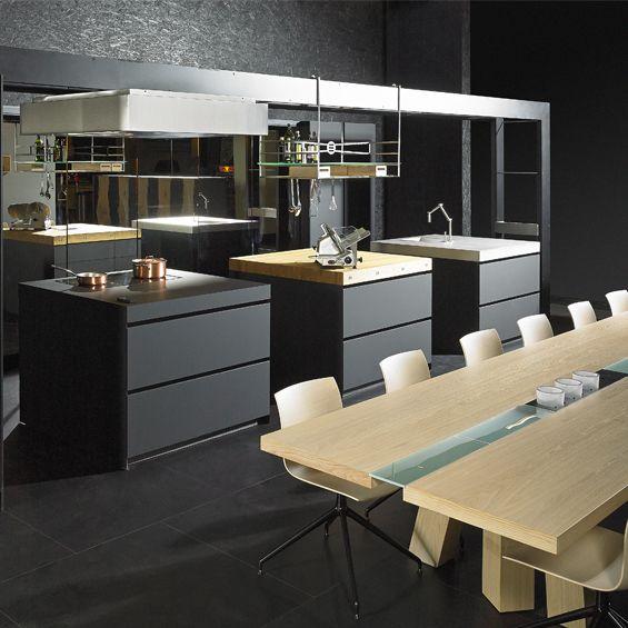Great Le concept de work us repose sur la vision d uune cuisine atelier qui