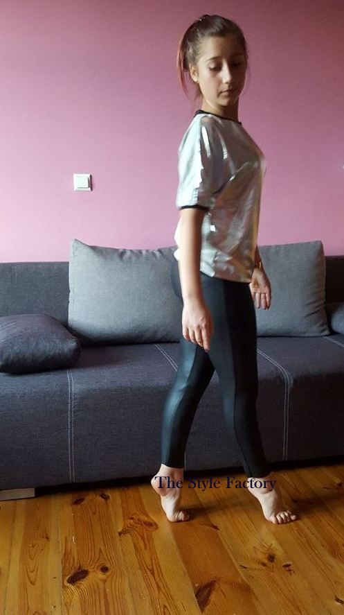 Blouse and pants // thestylefactory.pl //