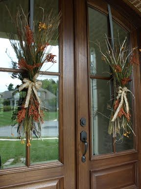 Less-Than-Perfect Life of Bliss: Re-Thinking the Fall Wreath