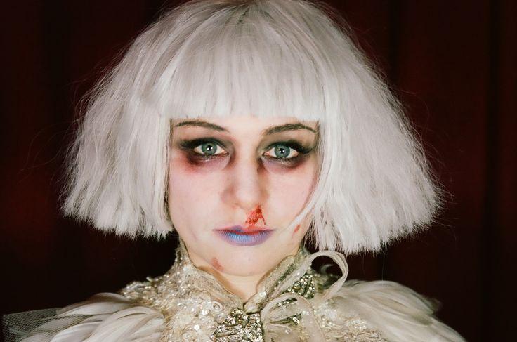 Vicky Butterfly by Alana Richards / Kabarett der Namenlosen Feb 2017  #KabarettderNamenlosen