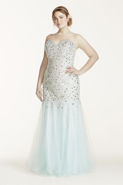 Step n style prom dresses plus