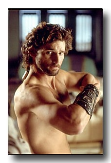 "Eric Bana as Prince Hector in ""Troy"" (2004)"