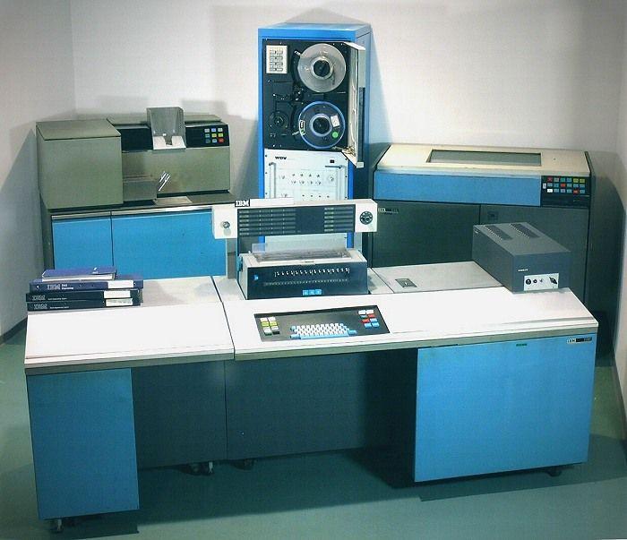 UNIVAC mainframe computer, data center – technikum29