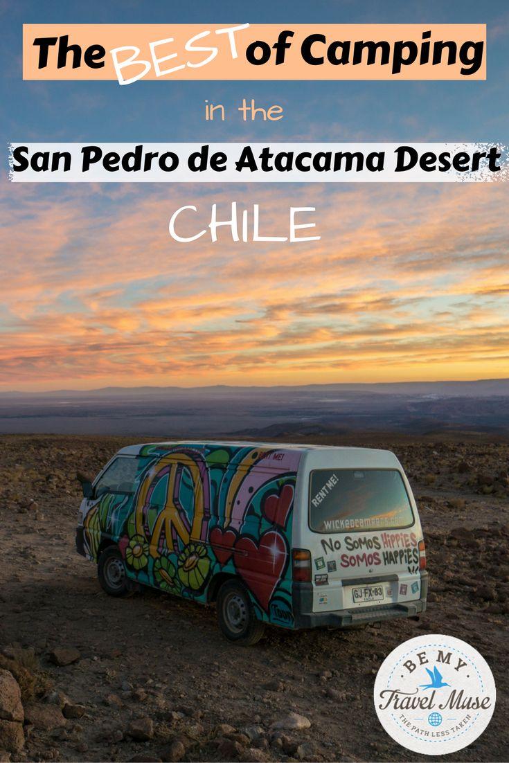 Camping in San Pedro de Atacama