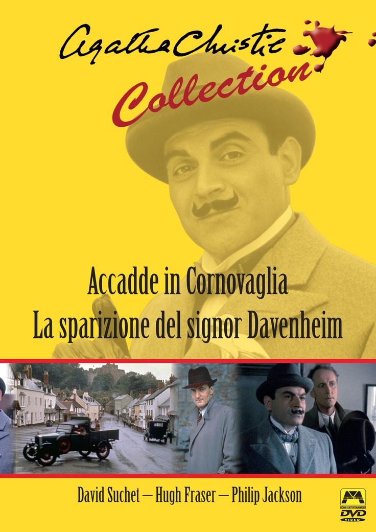 """""""Accadde in Cornovaglia / La sparizione del signor Davenheim"""""""