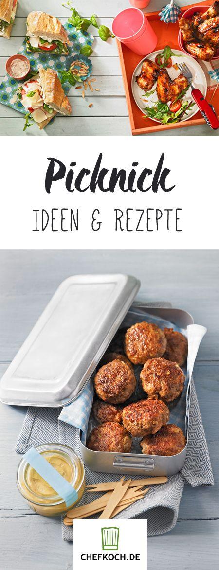 Das perfekte Picknick – Rezepte & Tipps