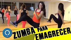 ZUMBA fitness DANÇA para EMAGRECER - YouTube