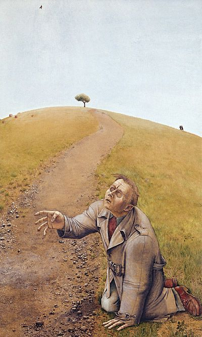 Lord that I may see by William Kurelek