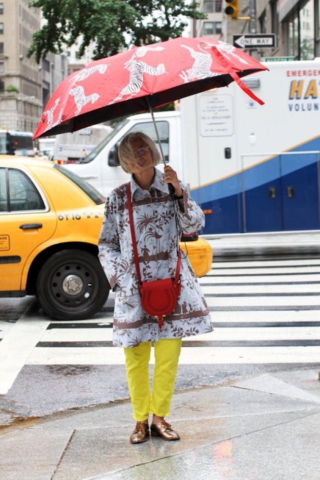 Прекрасные нью-йоркские старички