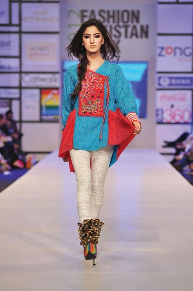 Pakistan - Fashion Week 2012