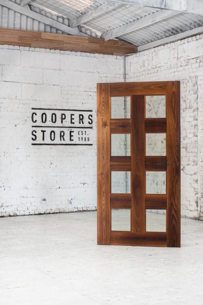 COOPERS STORE Noah Door (Rusted)