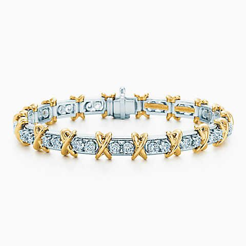 #Sucharita #Diamond #Bracelet Made in Real Diamond and 18 kt yellow & white gold.Customize as per your style and budget.Get Exact Diamond Quality and weight.