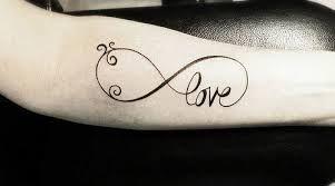 Bildergebnis für unendlich zeichen tattoo