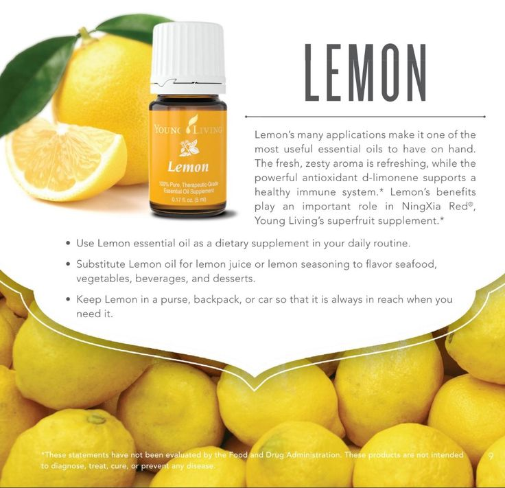Detox with Young Living Lemon Essential Oil  2 drops in 8oz of water