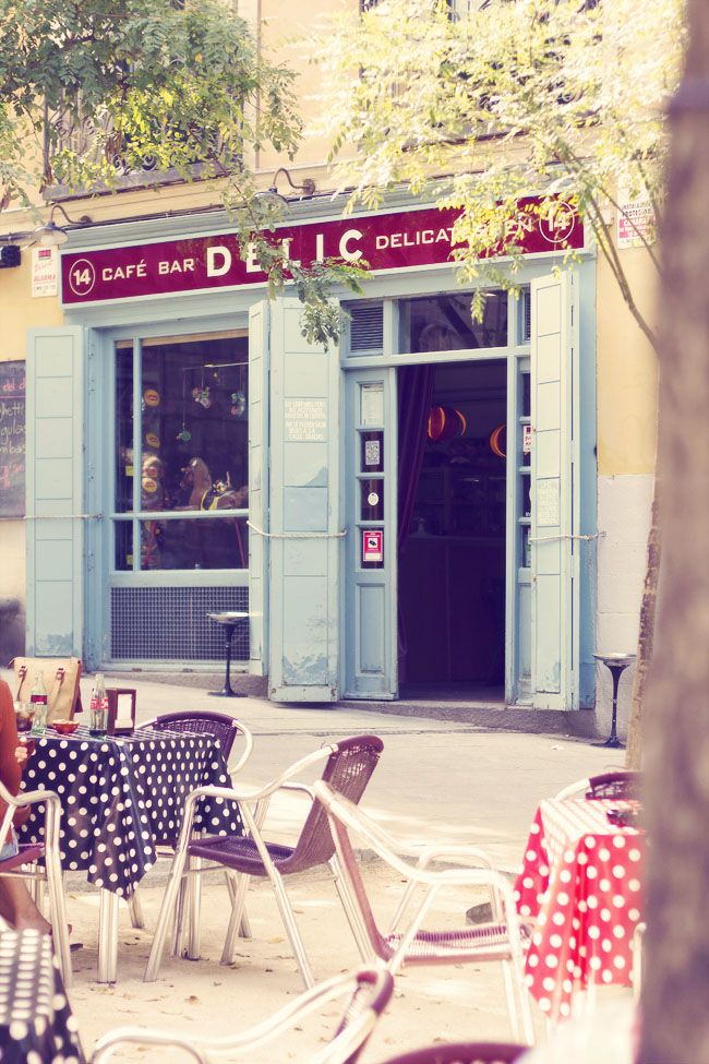 Wish I'd known about this place when I was in Madrid, looks adorable!