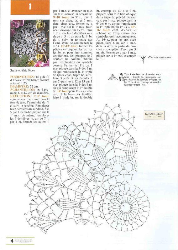 Мини-журнал: Crochet Creations №16,17 - Вяжем сети - ТВОРЧЕСТВО РУК - Каталог статей - ЛИНИИ ЖИЗНИ