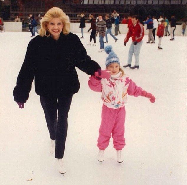 Flashback: Ivanka Trump's Throwback Thursday snap today shows her ...