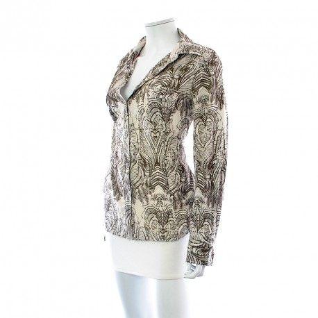 Chemisier - Esprit à 6,99 € : Découvrez notre boutique en ligne : www.entre-copines.be | livraison gratuite dès 45 € d'achats ;)    L'expérience du neuf au prix de l'occassion ! N'hésitez pas à nous suivre. #Grandes Tailles, Soldes #Esprit #fashion #secondhand #clothes #recyclage #greenlifestyle # Bonnes Affaires #grandetaille #bigsize