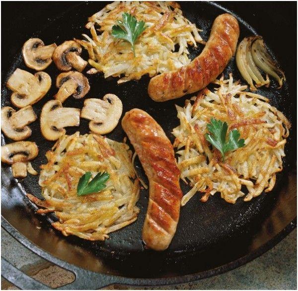 Драники картофельные рецепт пошаговый с фото.