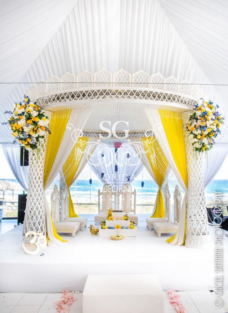 9 best palazzo mandap images on pinterest indian bridal indian suhaag garden indian weddings indian wedding decorators florida indian wedding decorators white junglespirit Gallery