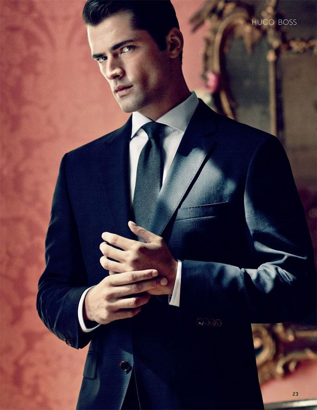 Sean O'Pry for El Palacio De Hierro by Dean Isidro