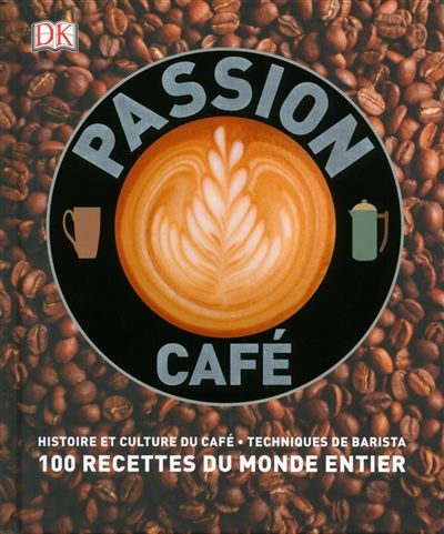 Passion café - Annette Moldvaer - Librairie Mollat Bordeaux