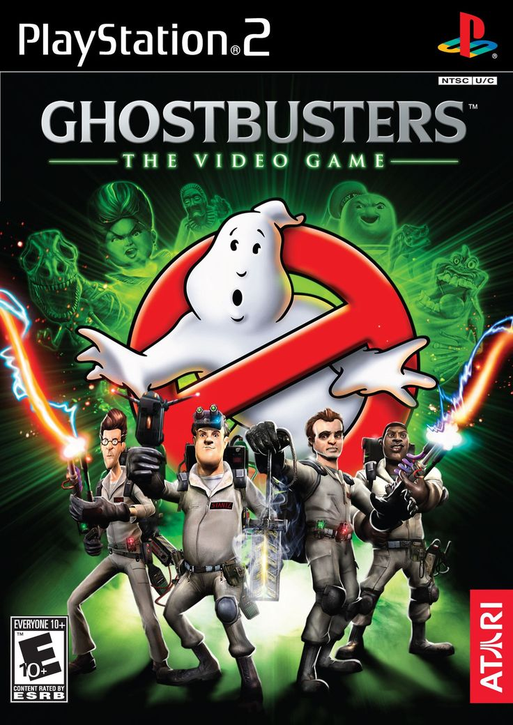 Ghostbusters: The Video Game (Sony PlayStation 2, 2009)