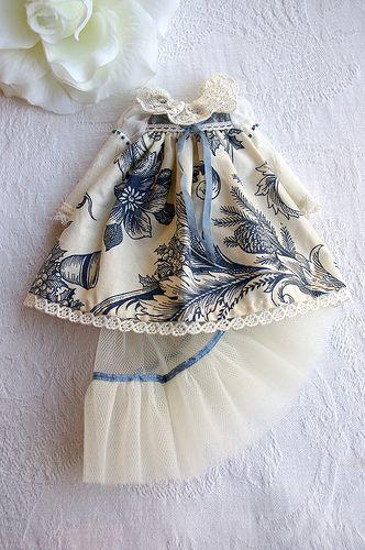 Frédérique - Clothes for Blythe
