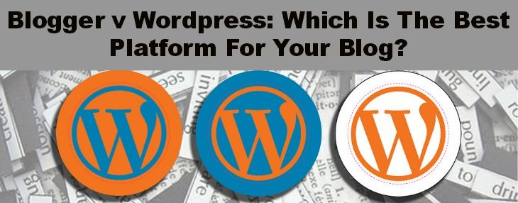 Blogger v Wordpress - which is the best blogging platform for your blog? Check out the pros and cons to each blog format in this post.