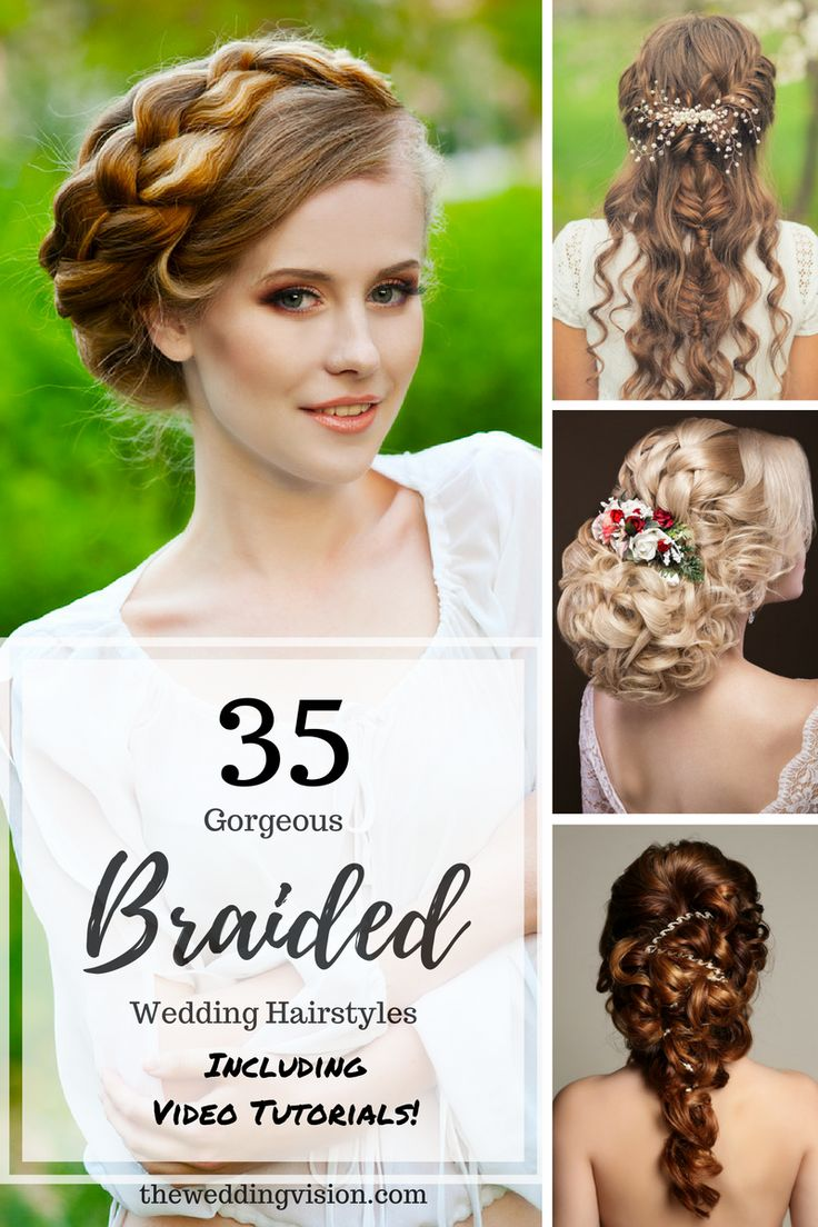 ponytail styles hair best 25 braided wedding hairstyles ideas on 7987