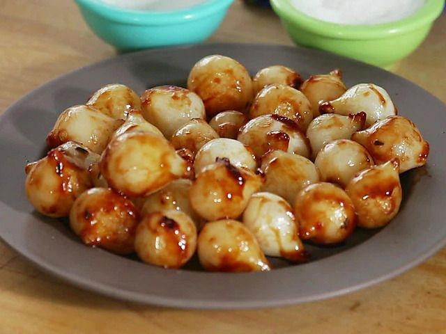 Watch How to Glaze Vegetables and explore more videos how-tos and cooking tips at Food.com.
