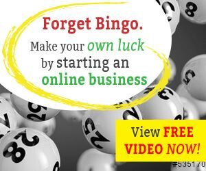 Make Your Own Luck By Starting An Online Business -