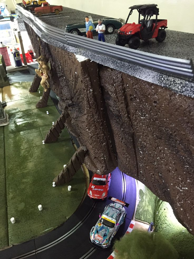 F Slot Car Racing