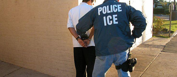 ICE agent convicted of harboring illegal aliens