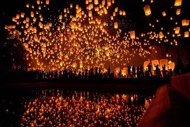 タイの幻想的な伝統文化に行ってきました | roomie(ルーミー)