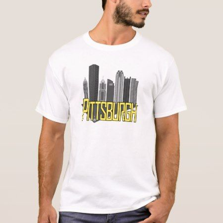 Pittsburgh City Colors T-Shirt - click to get yours right now!