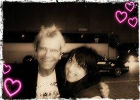 Matthias Reim & ICH 2011 nach einem Konzert  #MatthiasReim#Konzert
